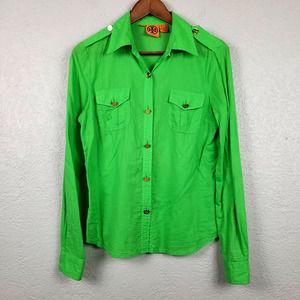 Tory Burch Button Up Shirt - 6